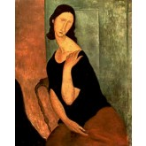 Amedeo Modigliani Jeanne