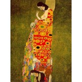 Gustav Klimt The Hope