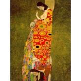 Gustav Klimt The Hope