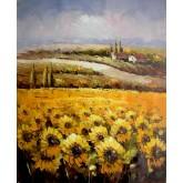 Yellow Flowers Field 1