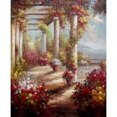 Magic Garden with Sea View
