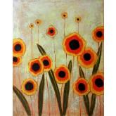 Contemporary Sunflowers