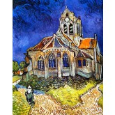 Van Gogh Church at Auvers